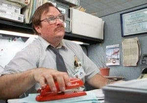 Tales from the Field: Real (but funny) stories told by MSP Field Techs! 19. milton stephen root office space 300x210