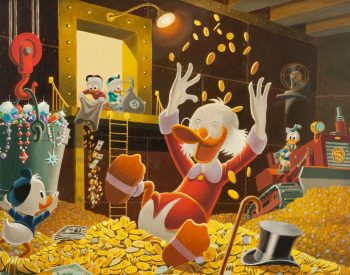 How to Become an MSP Professional Worth $100K donald duck money 212491 350x275
